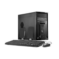 Cpu Cce Dl250 Dual Core D525 2gb Hd 500 - Wifi +brinde-novo