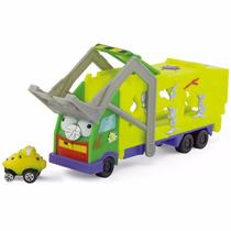 Cegonheira Trash Wheels Carrinho Dtc 3324