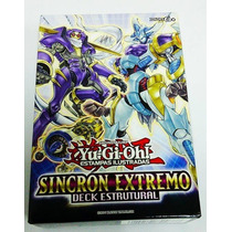 Baralho Original Yu-gi-oh! Deck Estrutural Sincron Extremo