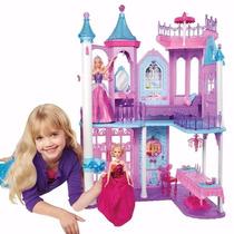 Castelo Barbie Butterfly E A Princesa Fairy 3 Andares