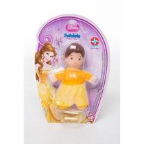 Boneca Estrela Fofolete Princesa Da Disney Bela