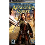 Jogo Psp Lord Of The Rings Aragorn