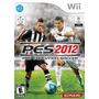 Jogo Pes 2012 Pro Evolution Soccer 12 Original Nintendo Wii