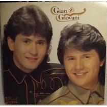 Lp / Vinil Sertanejo: Gian & Giovani - Olha Amor - 1992