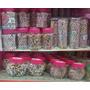 Pote Colorido De Miçangas Ou Bolinhas Para Artesanato 1 Unid