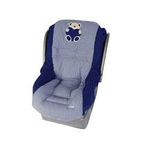 Capa De Bebê Conforto Azul Marinho