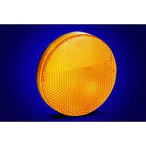 Lanterna Traseira Carreta Noma Busscar Amarela Embutida