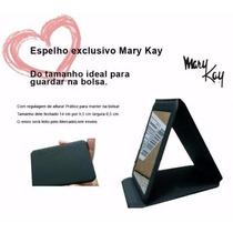 Espelho Dobrável Mary Kay! Perfeito Para Bolsa Ou Mesa!