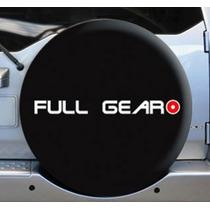 Capa Roda Estepe Tr4 Tracker Tiggo Vitara Rav4 - Full Gear