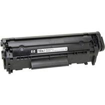 Toner Novo Para Impressora Hp M1319 1022 1020 M1005 - Q2612a