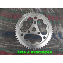 Coroa Original Monark Engrenagem De 52 Dentes P/ As Monareta