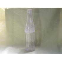 Antiga Coca Cola Garrafa Vidro Refrigerante Alto Relevo 73