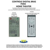 Controle Digital Bras Ht Para Home Theater