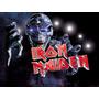 Caderno Iron Maiden 10 Materias