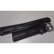 Pulseira 18mm Couro Relógios - Seiko Casio Dk Fossil Ea