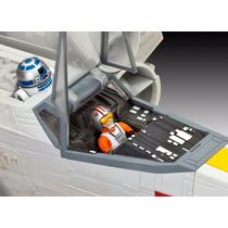 Revell Star Wars Nave X-wing Fighter Model Kit #6690 Novo