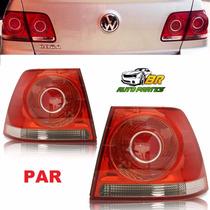 Lanterna Traseira Volkswagen Bora 2008 2009 2010 O Par