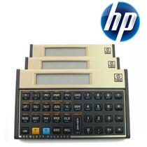 Calculadora Financeira Hp 12c Gold Português Original Nf