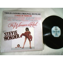 Lp Vinil Stevie Wonder (1984) The Woman In Red (soundtrack)