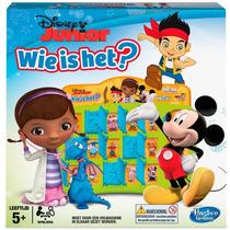 Jogo Adivinha Quem? Disney Junior - Hasbro