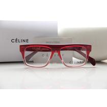 Armação P/ Óculos De Grau Feminino Masculino Céline