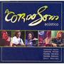 Cd A Cor Do Som - Acustico Part. Caetano - M Morei