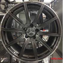 Rodas Réplicas Da Mercedes E-6.3 Amg Em Aro 19 Para Slk