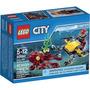 Lego City Deep Sea Scuba Scooter 60090