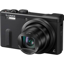 Camera Panasonic Lumix Zs40 Leica Full + Capa E Sd Card