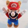 Pelucia Super Mario Guaxinim Voador Nintendo