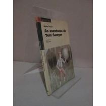 Livro As Aventuras De Tom Sawyer - Mark Twain - Frete Grátis