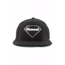 Boné Diamond Supply Co. Basic Snapback Hat Skate Importado