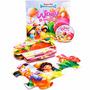 Superkit Wendy Livro + Dvdx + Quebra-cabeça + Jogo