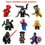 Miniaturas Lego Compatível Disney Toy Story Jurrasic Park