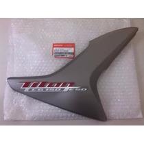 Tampa Lateral Direita Titan 150 Esd 2013 Verm Original Honda