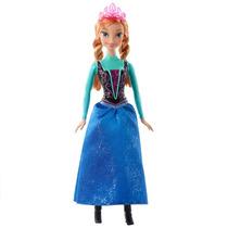 Boneca Disney Frozen - Princesa Anna Mattel