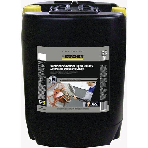 Detergente Decapante Ácido Com 20 Litros - Karcher