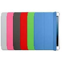 Case Flip Smart Ipad Air 2 + Traseira Top Luxo + Película