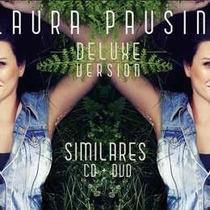 Pausini Laura Similares Edicion Deluxe Cd + Dvd Novo