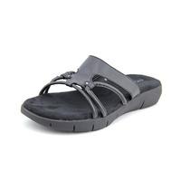 Aerosoles Wip Longe Aberto À Frente Sintético Slides Sandal