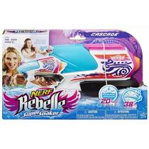 Nerf Rebelle - Lança Água Super Soaker Cascade Hasbro B0885