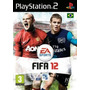 Patch Fifa 12 Ps2 Play Station 2 Play2 Futebol Em Português
