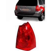 Lanterna Peugeot 307 Sw Perua Ld 2007 2008 2009 2010 2011