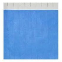 Pulseira Papel Festas Azul Laranja Prata Rosa Pc/50 R$ 3,99