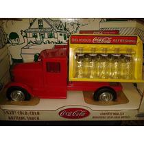 Caminhões Inesquecíveis Do Brasil De Lata Coca Cola 1:18