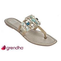 Sandália Grendha New Collection Speciallita Dedo 17016