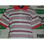 Camisa São Paulo Polo Feminina Oficial Tricolor 1935