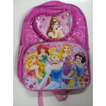 Mochila Princesas Disney - Princesa No Coração - 626938