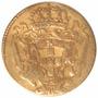 Moeda De Ouro Brasil 800 Réis 1733 M 1,38g Bc+