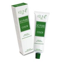 Keune So Pure Tinta Color - Tinta 60ml - 6.66 - Louro Escuro